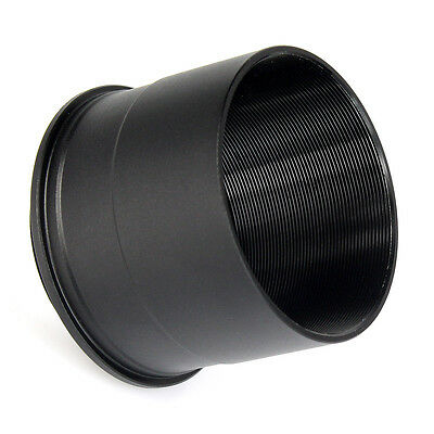 """Hot!!! 2"""" to T2 Telescope Eyepiece Mount Adapter w/ Thread to Accept 2"""" Filter"""