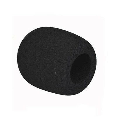 Pop Filter Windscreen Microphone Sponge Foam Cover For Blue Yeti Pro Mic Black 8