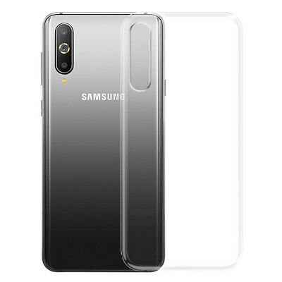 CLEAR Case For Samsung Galaxy A70 A50 A40 A20e A10 Cover Shockproof Silicone Gel 8