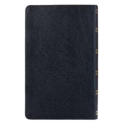 KJV HOLY BIBLE King James Version Black Large Print Thumb Index Edition NEW 4
