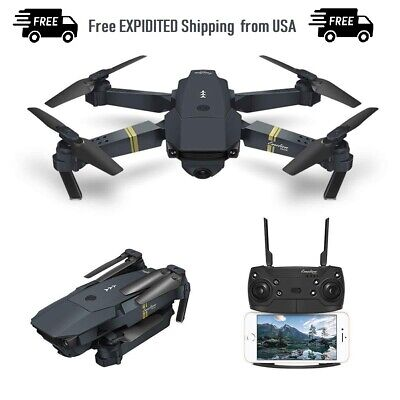 Drone X PRO Quadcopter with CASE UPGRADED Edition Selfie HD Camera WIFI Drone 2