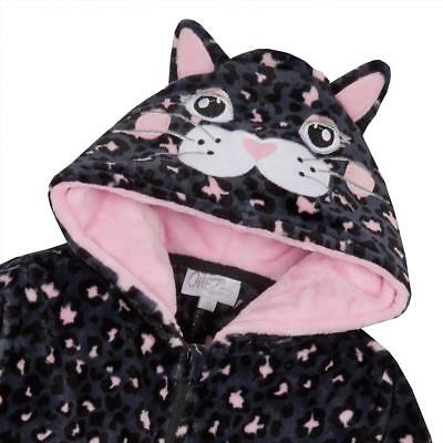 Onezee Kids Boys Girls Novelty Animal Costume Nightwear Pyjama Jumpsuit 1Onesie1 5
