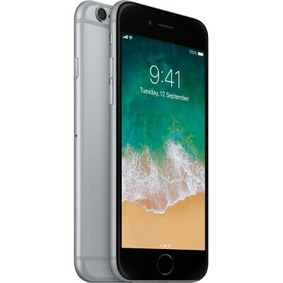 Apple iPhone 6 - 64GB - Grey - Factory Unlocked; AT&T / T-Mobile / Global 2