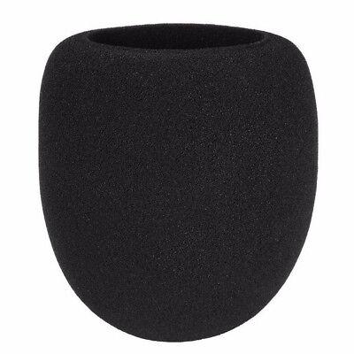 Pop Filter Windscreen Microphone Sponge Foam Cover For Blue Yeti Pro Mic Black 11
