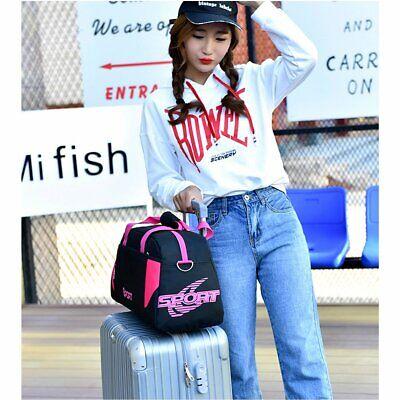 Sporttasche Fitness Sport Umhäng Kinder Tasche Training Medium Bag Reisetaschen 6