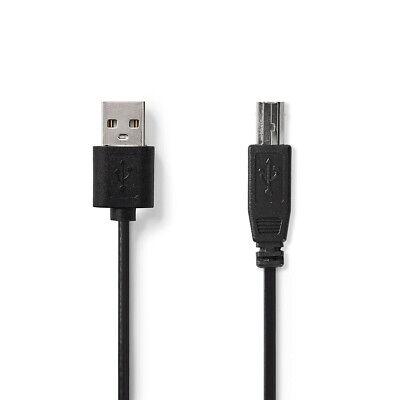 2m CABLE USB CORDON USB 2.0 AB pour imprimante EPSON SAMSUNG CANON HP Brother 3