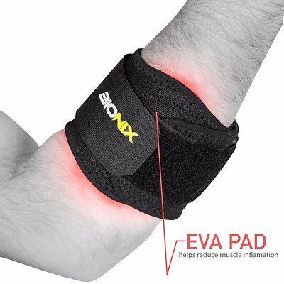 Gallant Tennis Elbow Brace Support Epicondylitis Golfer's Gym Sports Pain Relief