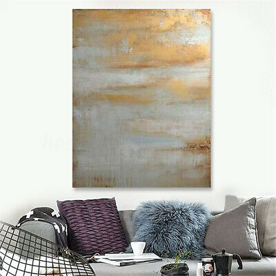 Modern Abstract Oil Painting Canvas Wall Art Poster Print Picture Home Decor 7