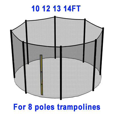 Trampoline Replacement Pad Padding Safety Net Cover Ladder Skirt 6 8 10 12 14Ft 4