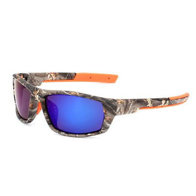 3eb776a1a5 3 of 11 Camo Polarized Sunglasses Polaroid Cycling Fishing Hunting Outdoor  Sport Glasses