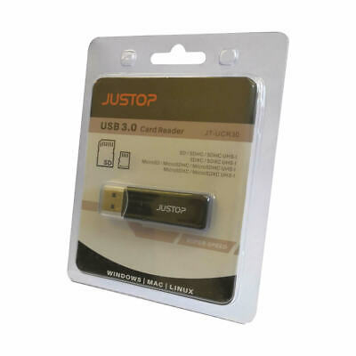 USB 3.0 SD Memory Card Reader High Speed SDHC SDXC MMC Micro SD Mobile T-FLASH 7