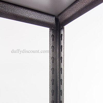 Concealed Rivet Industrial Boltless Shelving 1830x1219x610mm 300kg UDL 5 Levels 2