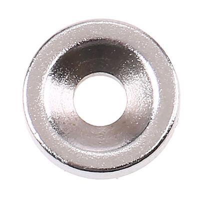 50 Stück Set Starke Magnete N50 Neodym Permanentmagnet10mm x 3mm mit 3mm Loch 5