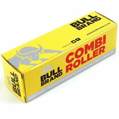Bull Brand Slim/Ultra Slim Cigarette Roller Combi Adjustable Rolling Machine Cig 2