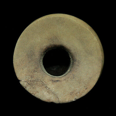 Egyptian stone Khol vessel Egypt, New Kingdom 1580-1090 BC y2348