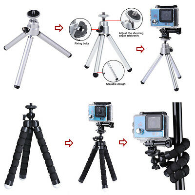 GoPro Accessories Kit Action Camera Accessory set Bundle Chest Strap Head Mount 6