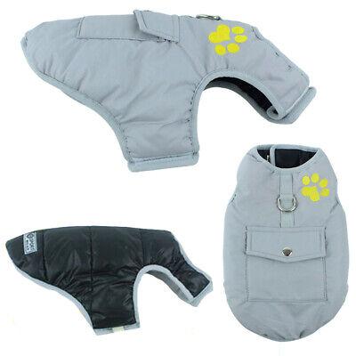 Hundemantel Hundejacke Hundekleidung Wintermantel Wasserdicht Vest M-XL 6