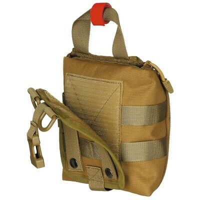 Mfh Bolso Bolsa Pequeño Listo Rescate Militar Muelles Trekking Coyote 3