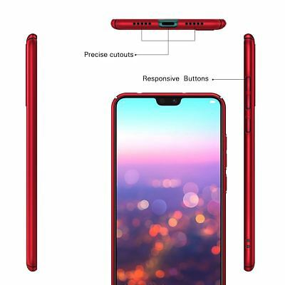 Luxury Protective Slim Thin Hard Back Case Cover For Huawei P20 Pro P10 P Smart 6