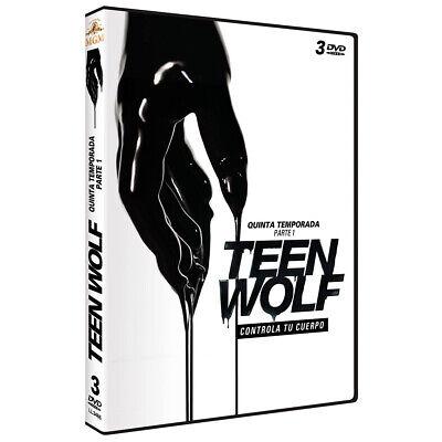 Pelicula Dvd Pack Serie Tv Teen Wolf Temporadas 3Parte1+T4+T5 Precintadas 8