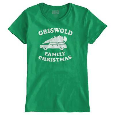 Christmas Vacation Shirts.Griswold Family Christmas Vacation Funny Holiday Movie Womens Tee T Shirts