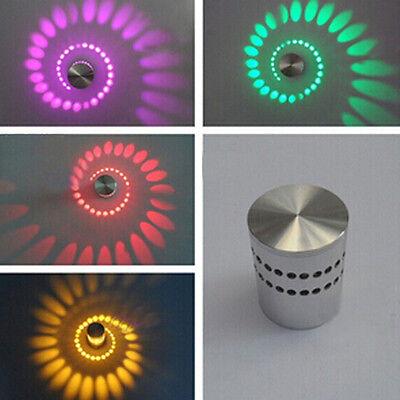 TOP RGB LED 3W Wandlampe Wandleuchte Effektlicht Deckenlampe mit Fernbedienung