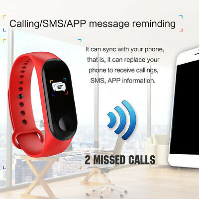 Smart Watch Blood Pressure Heart Rate Monitor Bracelet Wristband for iOS Android 10