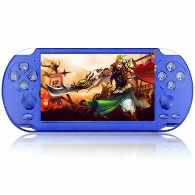 8GB 5.1'' Handheld PSP Game Console Player Built-in 1000 Games Portable Consoles 12