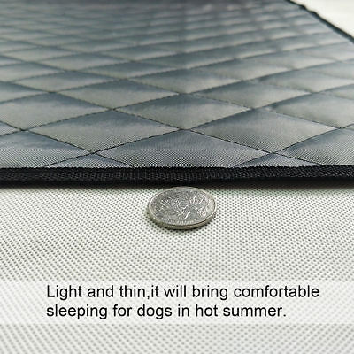 Pet Cooling Mat Non-Toxic Cool Pad Cooling Pet Bed for Summer Dog Cat Puppy 4