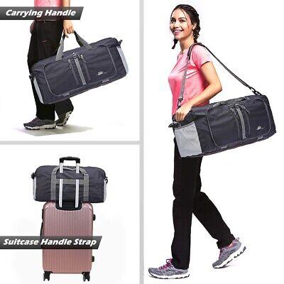 40L Packable Travel Duffle Bag for Boarding Airline Gym Duffle Waterproof Weeken 4