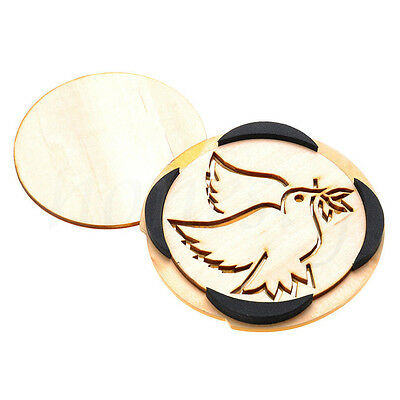 Soundhole Cover For Acoustic Guitar Feedback Buster Sound Buffer Hole Protector 6