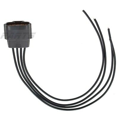 New Distributor Connector Plug Harness Pigtail 4-Wire For Mazda B2600i B2600