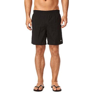 b8300208ad ... Speedo Mens Swim Shorts.new Solid Leisure 16