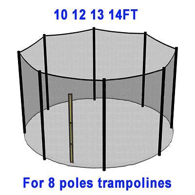 Coussin de protection des ressorts Filet de sécurité pour trampoline 244cm 305cm 7