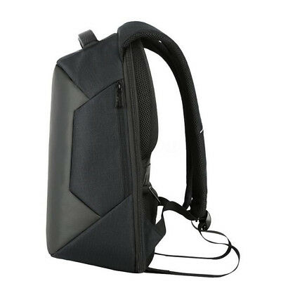 16''  Mens Anti-theft Waterproof Laptop Travel Shool Bag Backpack With USB Port 5