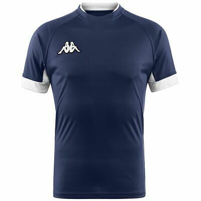 Kappa T-shirt sportiva Uomo KAPPA4RUGBY AMPION Rugby Camicia 4
