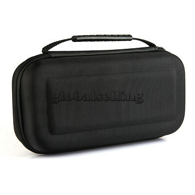 For Nintendo Switch Travel Carrying Case Bag+6ft/2M Charging Cable+Clear Screen