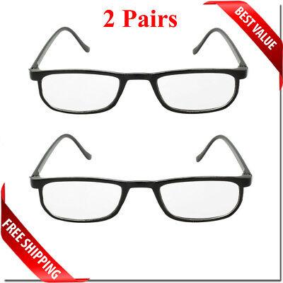 Reading Glasses Lens 2,4,8,12 Pack Lot Classic Reader Unisex Men Women Style Lot 2
