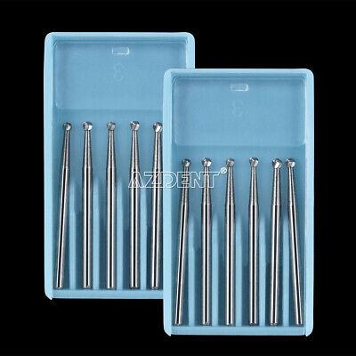 Dental Surgical Tungsten Carbide Bur Round  25mm FGXL 4/6/8 for High Handpiece 4