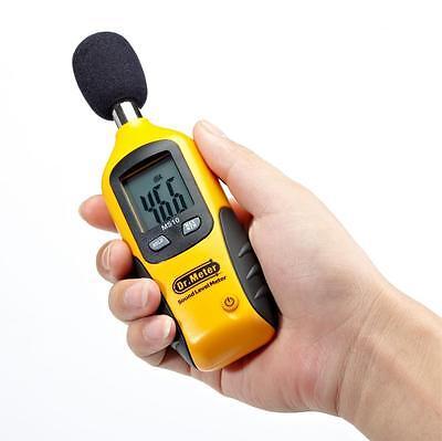digital sound pressure tester level meter 40~130db decibel noisedigital sound pressure tester level meter 40~130db decibel noise measurement 2