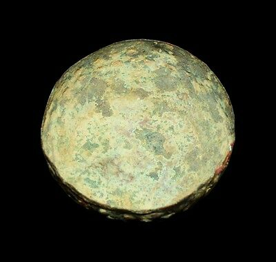 Aphrodite- Ancient Roman Decorated Bronze Dish 4