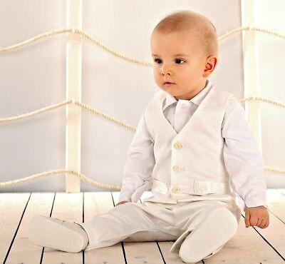Abito da battesimo maschietto vestito da cerimonia grigio stile scozzese cd 2063