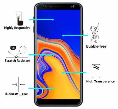 Vitre Film Protection Verre Trempé Samsung Galaxy S5/S6/A3/A5/A6+ J3/J5/J6 Plus 8