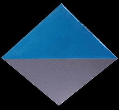 "US Stock 2.5mm x 250mm(9.84"") x 250mm(9.84"") 5052 Aluminum Sheet Metal Plate 4"