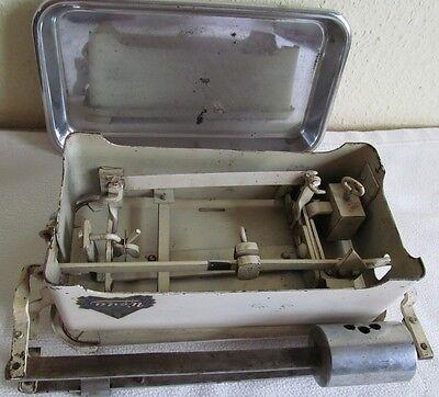 Alte Waage  Küchenwaage  Sammlerstück   70er Jahre 10