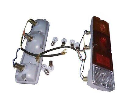 Lights Sierra Gypsy Rascal S2u Suzuki Samurai SJ413 SJ410 Rear Bumper Bar