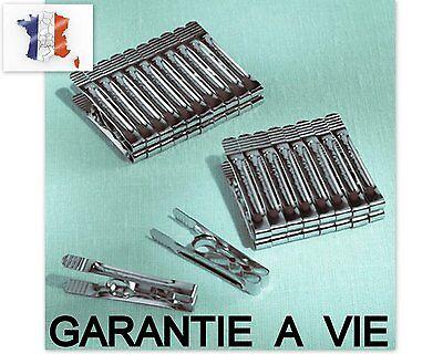 20 Pinces A Linges Pincinox Veritables Garantie A Vie Fabrication Française 9
