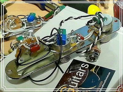 Fender Telecaster Wiring Harness About Tele 5 - Wiring Diagram Post