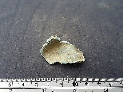 Beautiful rare socketed Bronze age bronze tool  found in England hoard item L27b