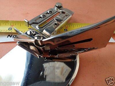 1-1//2 NGOSEW Sewing Machine Raw Plain Two Fold Swing Away Adjustable Tape Bias Binder